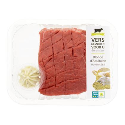 Beter leven biefstuk kruidenboter (150g)