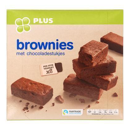 Brownies Fairtrade (240g)