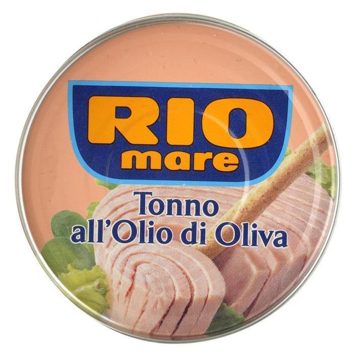 Tonno all'olio di oliva (blik, 80g)