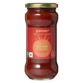 g'woon Bouillon tomaat (34cl)