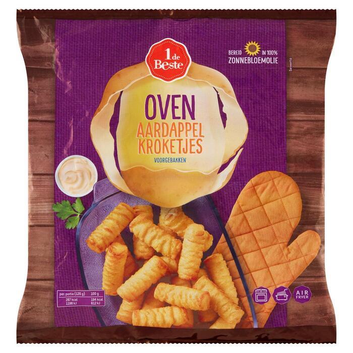 Aardappelkroketjes (600g)