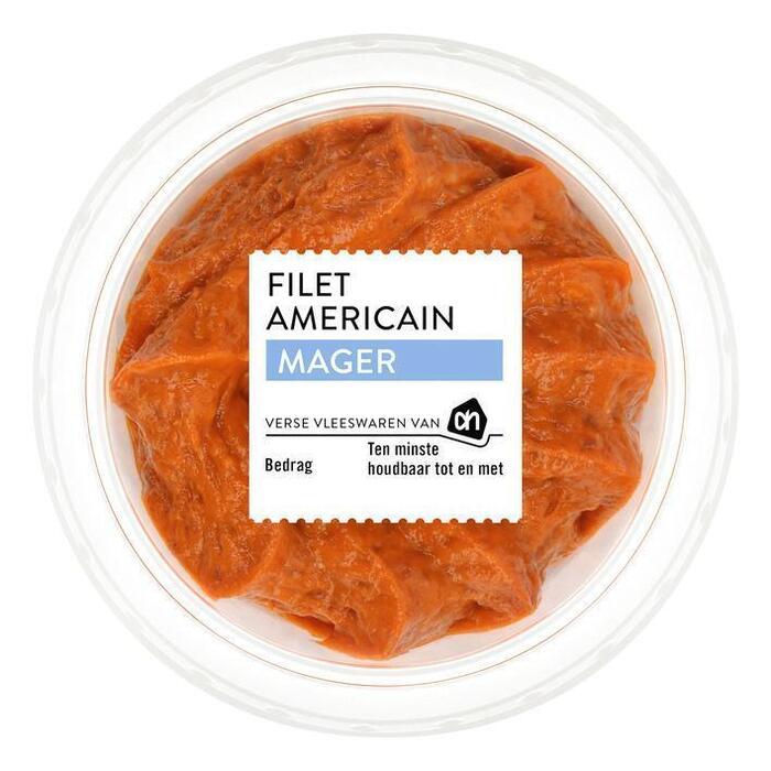 Filet americain mager (80g)