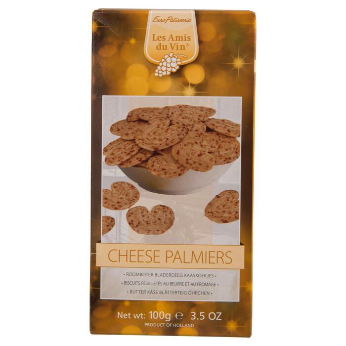 LADV Cheese Palmiers 100g (100g)