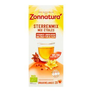 Zonnatura Sterrenmix thee (46g)