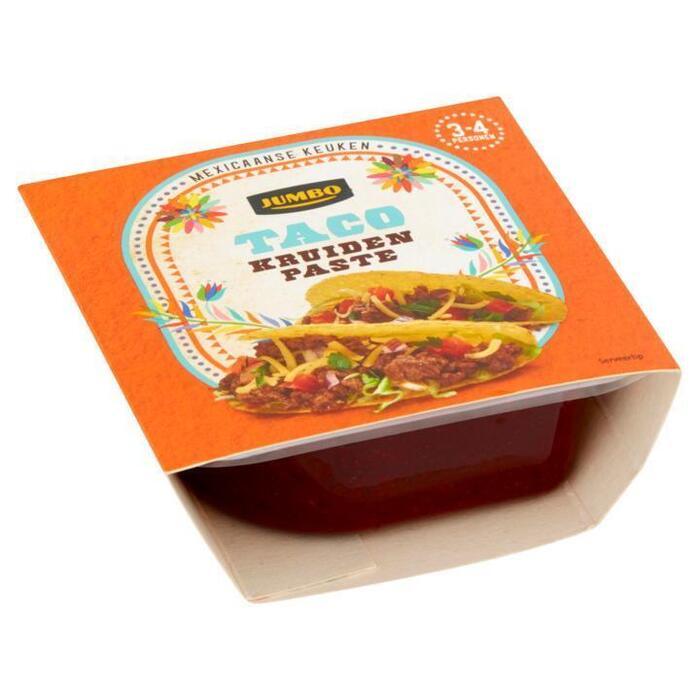 Jumbo Taco Kruiden Paste 80 ml (80ml)
