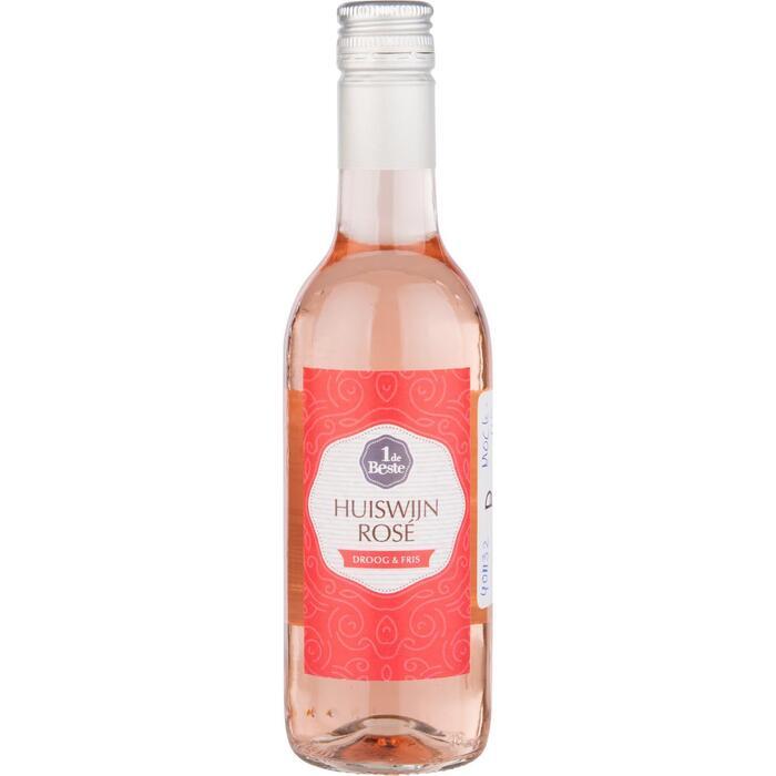 Huiswijn rosé droog (250ml)