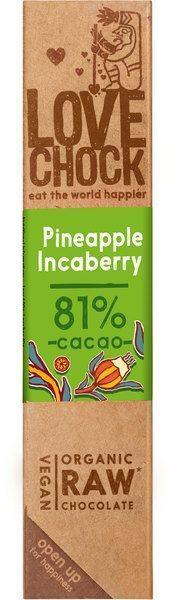 Pineapple/Incaberry (40g)