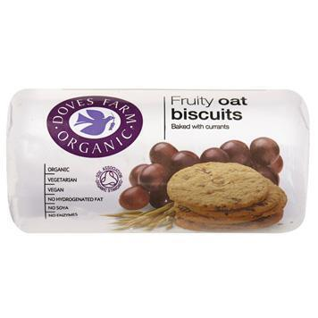 Biscuits fruity oat (200g)