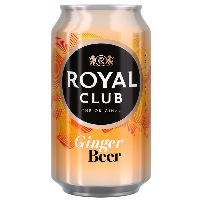 Ginger beer (33cl)