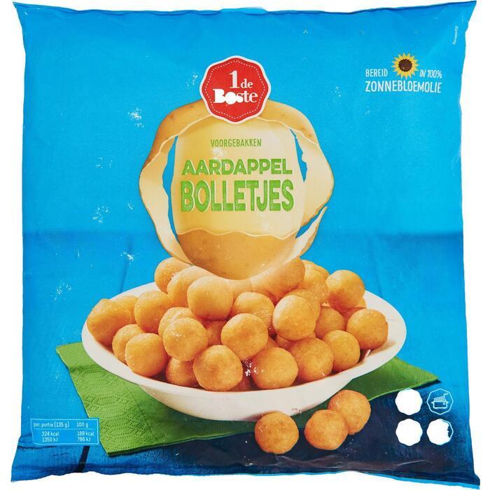 Aardappelbolletjes (600g)