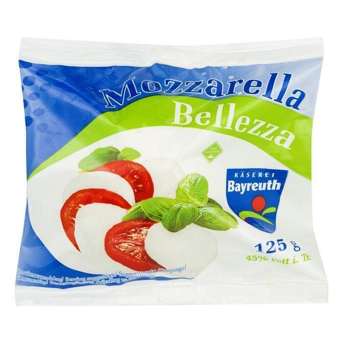 Mozzarella Classic (zak, 125g)
