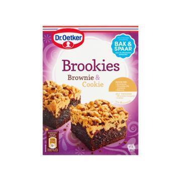 Dr. Oetker Mix voor verwen brookies (430g)