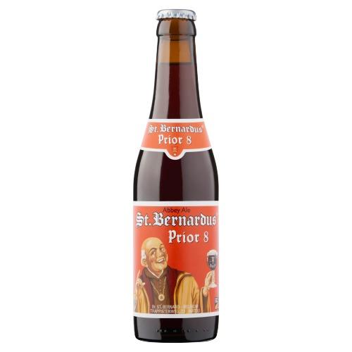 St. Bernardus prior 8 (glas, 33cl)