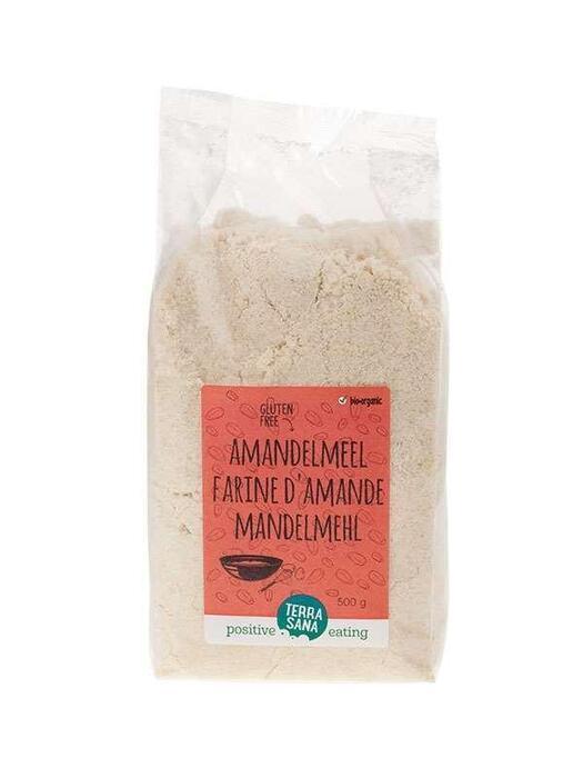 Amandelmeel TerraSana 500g (500g)