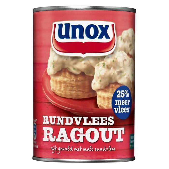 Unox Ragout rundvlees (400g)