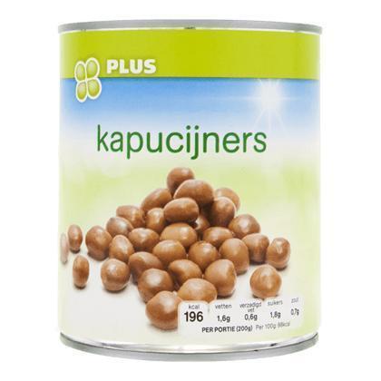 Kapucijners (850g)