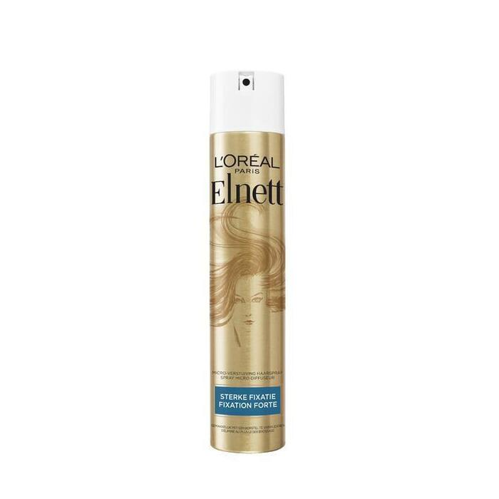 Elnett Satin care haarspray sterk (200ml)