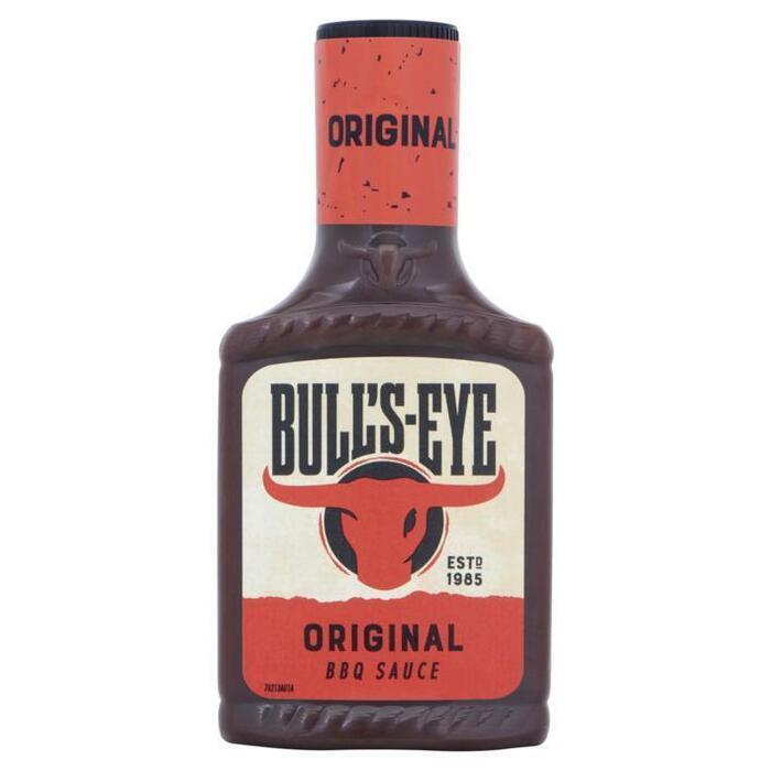 Bulls-eye Original bbq sauce (30cl)