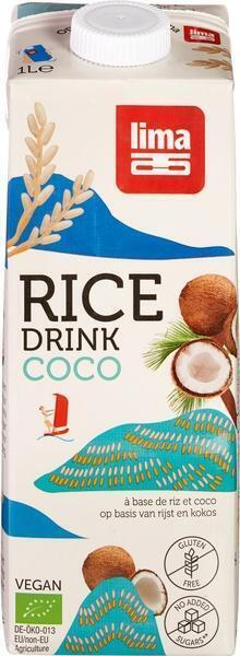 Rice drink coco (1L)