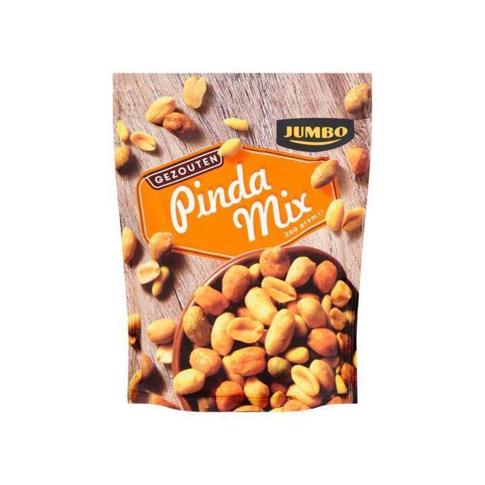 Jumbo Gezouten Pinda Mix 200 g (200g)