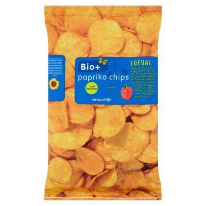 Paprika chips (125g)
