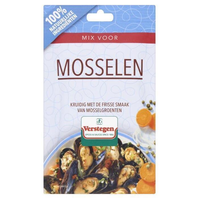 Verstegen Mix voor Mosselen 10 g (10g)