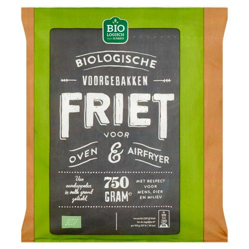 Jumbo Biologische Voorgebakken Friet 750 g (750g)