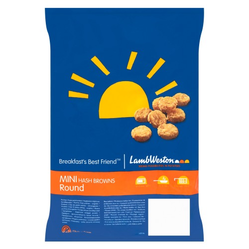 Lamb Weston Mini Hash Browns Round 1000 g (1kg)