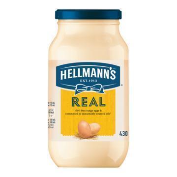 Real Mayonaise (pot, 43cl)