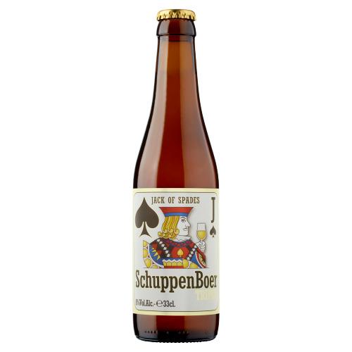 Schuppen Boer Tripel Fles 330cl (rol, 33cl)