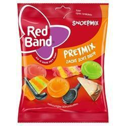 Red Band Pretmix (355g)