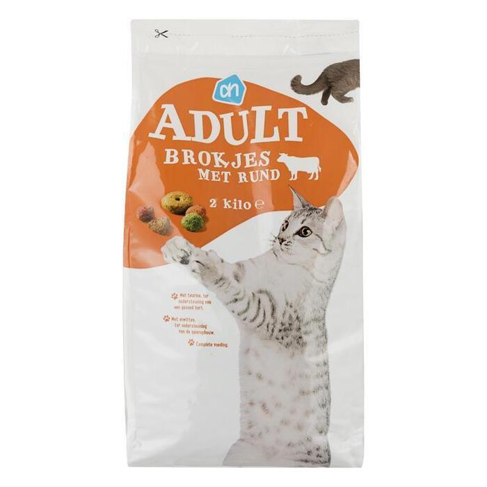 AH Brok adult rund (2kg)