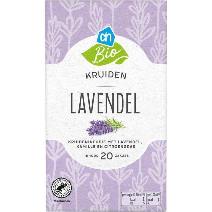 AH Biologisch Kruiden lavendel thee