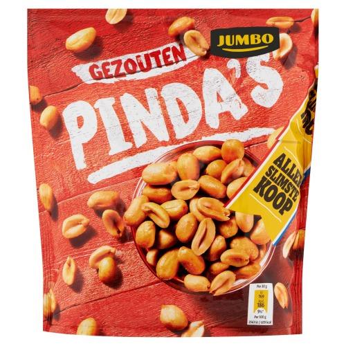 Jumbo Gezouten Pinda's Voordeel 500g (500g)