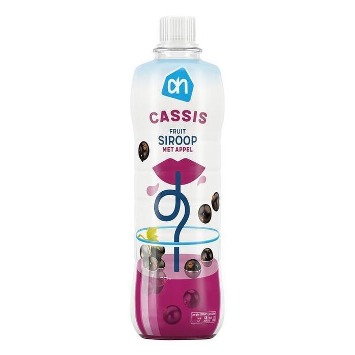 AH Siroop cassis (0.75L)