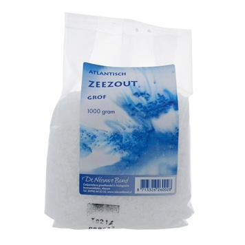 Zeezout grof (1kg)