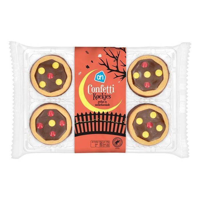 AH Confetti koekjes (192g)