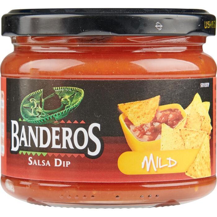 Bandero Salsa dip mild (300g)