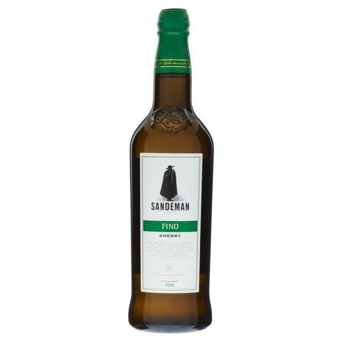 Sherry dry seco (rol, 75 × 0.75L)