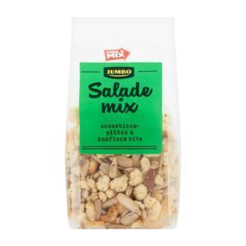 Jumbo Salade Mix Zonnebloempitten & Knoflook Bits 40 g (40g)