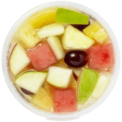 Fruit op lichte siroop fruitsalade (48cl)