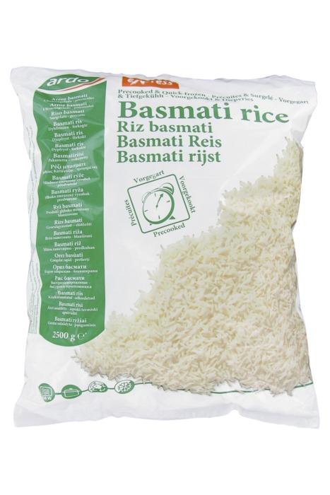 ARDO BASMATI RIJST (2.5kg)