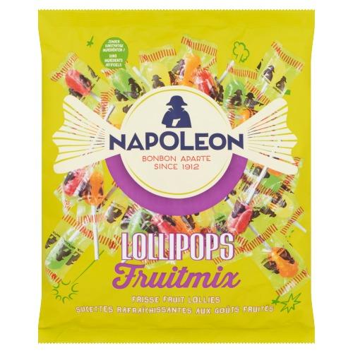 NAPOLEON LOLLIPOPS FRUITMIX 350GR (350g)