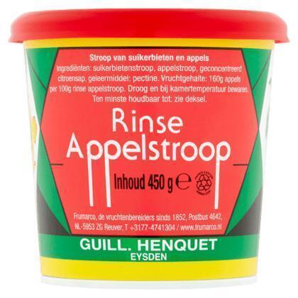 Rinse appelstroop (450g)