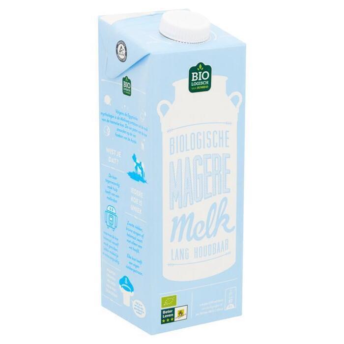 Jumbo Biologische Magere Melk 1 L (1L)