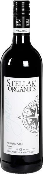 Merlot Fair Trade Organic (glas, 0.75L)