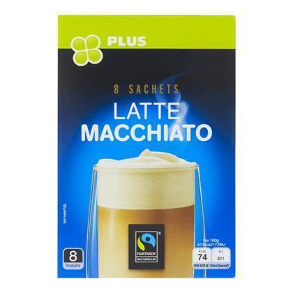Latte macchiato Fairtrade