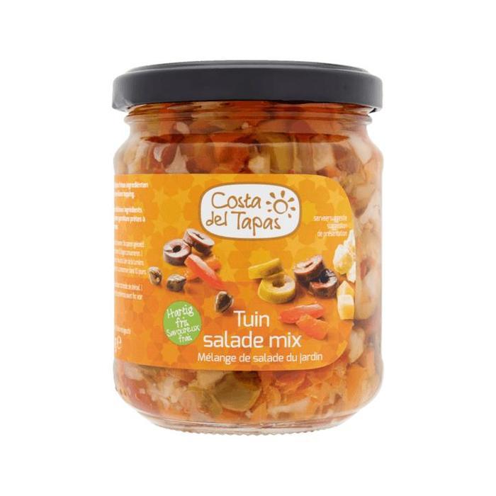 Costa del Tapas Tuin Salade Mix 190g (190g)