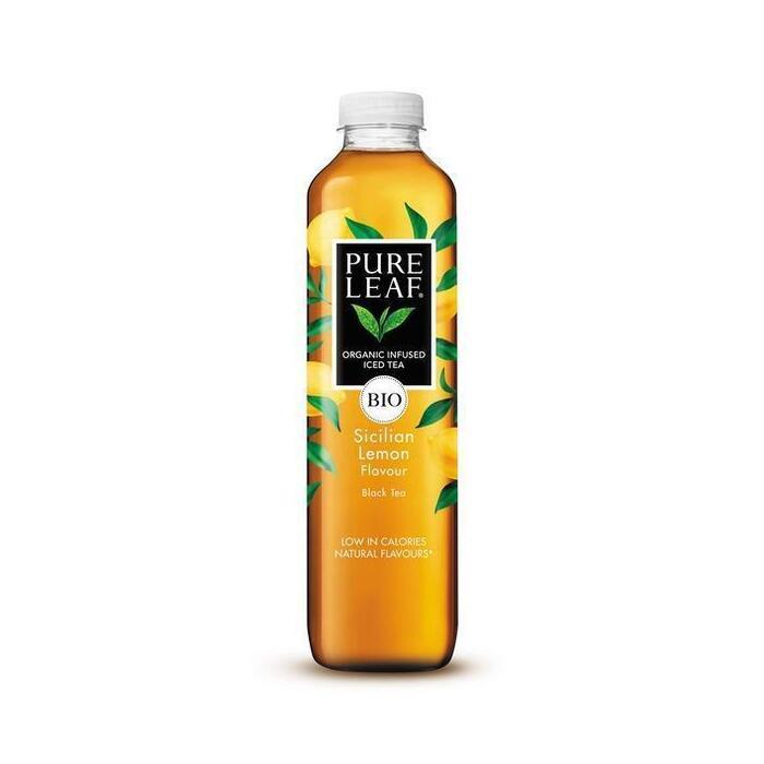 Pure Leaf Lemon organic pet (rol, 1L)