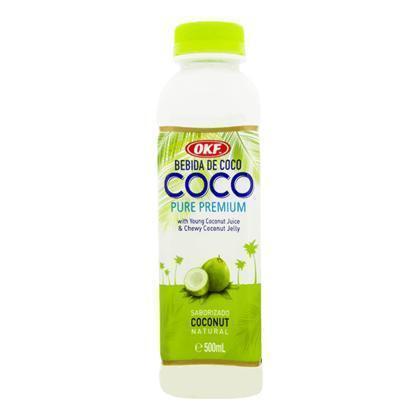Aloe vera coco's original (0.5L)